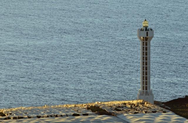 Faro de Punta Lava, foto por Tenisca