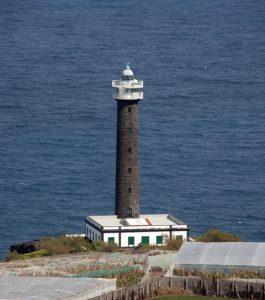 Faros de La Palma (IV): Punta Cumplida