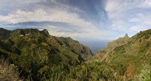 Alisios desde el Roque de Taborno